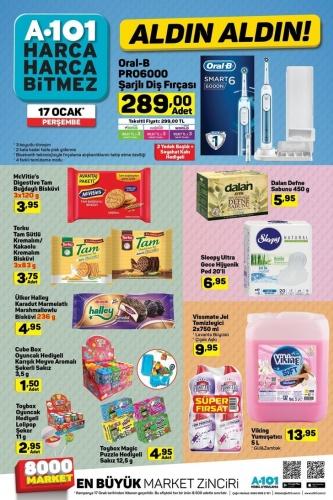 A101 aktüel  kataloğu 17  - 12 - 18 Ocak ürünleri ve fiyatları