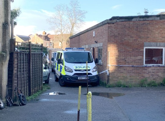 Police investigating after a murder in Kingston Crescent, Portsmouth in December 2019.
