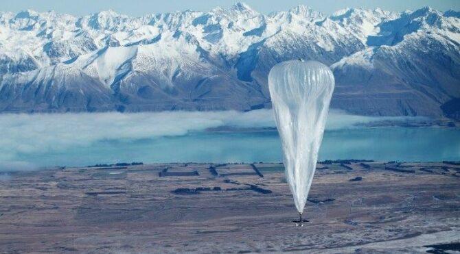 Alphabet internet balonu projesi Loon 'u sonlandırdı