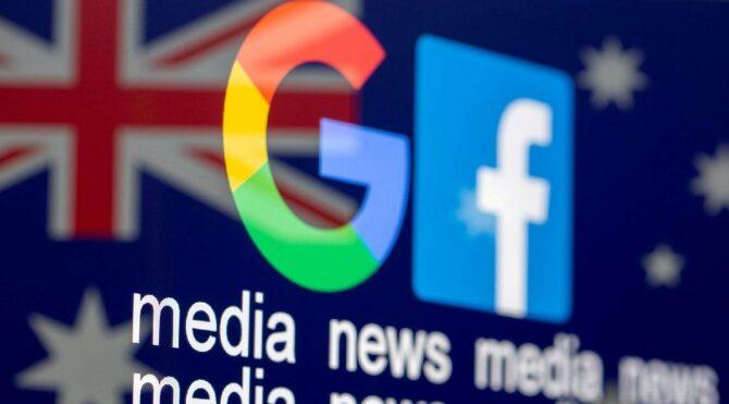 Avustralya 'da yasa geçti, Google ve Facebook medyaya para ödeyecek