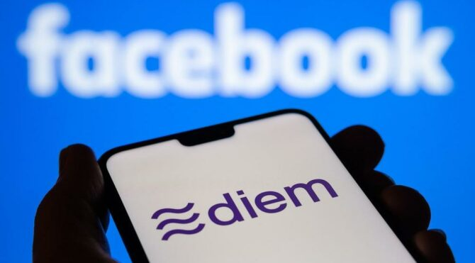 Facebook kripto para dünyasına giriyor: Diem yıl sonunda hayata geçiyor