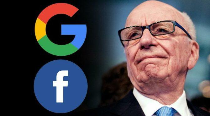 Google 'ın ardından Facebook da medya baronuyla anlaşma yaptı