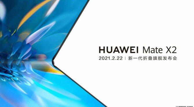 Huawei 'nin katlanabilir telefonunun çıkış tarihi belli oldu