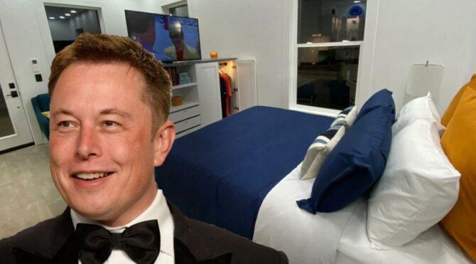 Malı mülkü satan Elon Musk yeni hayatı: 38 metrekarelik prefabrik evde yaşıyor