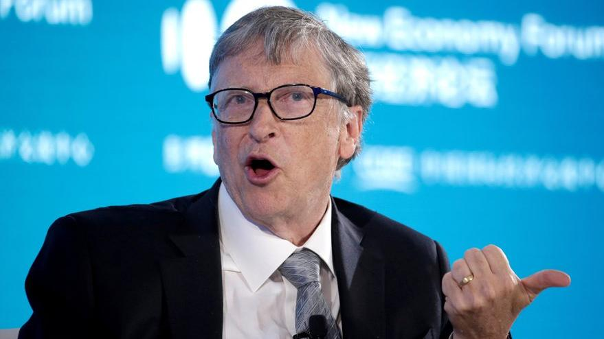 Bill Gates'ten Elon Musk'a Bitcoin göndermesi