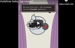 Vodafone beleş 3gb internet