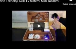 Alberto Teknoloji Akıllı Ev Sistemi Mini Tasarımı