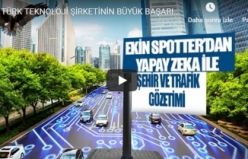 TÜRK TEKNOLOJİ ŞİRKETİNİN BÜYÜK BAŞARISI-İsviçre sokakları Türk yapay zeka çözümüyle akıllanacak
