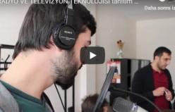 RADYO VE TELEVİZYON TEKNOLOJİSİ tanıtım videosu
