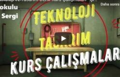 Teknoloji ve Tasarım Dersi Kurs Çalışmaları - Şişli Atatürk Ortaokulu