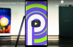 Samsung Note 9: One UI