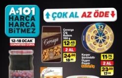 A101 aktüel kataloğu 17 12 18 Ocak ürünleri ve fiyatları