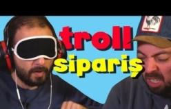 Troll Yemek Siparişi - En Sevmediği Yemekleri Seç!