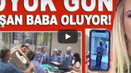 Alişan ve Buse Varol çifti doğum için hastanede!