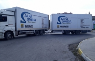 Alfa Omega World Movers Hizmetleri