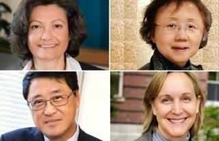 ABD Ulusal Bilimler Akademisi'ne dört Yale profesörü...