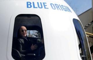 Blue Origin ile uzaya gitmek için 2.8 milyon dolar...