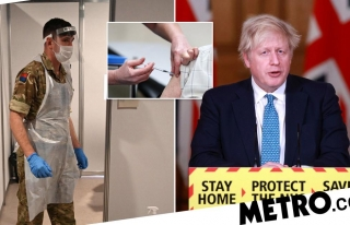 Boris to address nation at 5pm 'to unveil Army-led...
