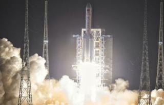 Çin 'in Chang 'e 5 uzay aracı Ay 'a başarılı...