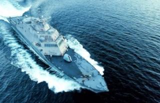 Donanma gemilerinden gelen UFO görüntüleri
