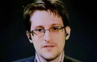 Edward Snowden ilk NFT'sini 5 milyon dolara satışa...