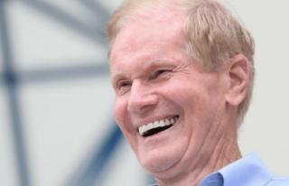 Eski senatör ve astronot Bill Nelson, resmen NASA'nın...