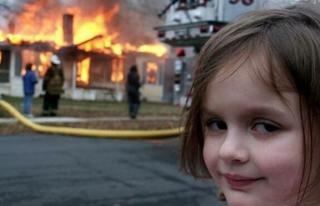 'Felaket kız' yıllar sonra servete kondu: Viral...