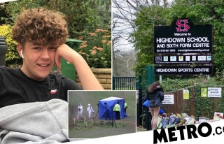 Girl, 13, and two boys charged after autistic teenager...