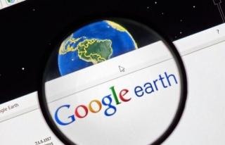 Google Earth yeni özelliği ile gezegenimizin 37...