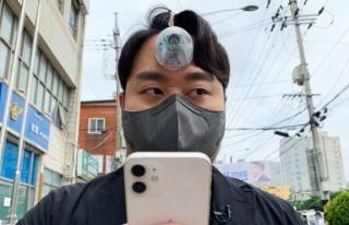Güney Koreli tasarımcı, telefon bağımlıları...