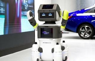 Hyundai 'nin insansı robotuna merhaba deyin
