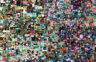Kripto sanat eseri sattı, 10 milyon dolar vergi ödeyecek