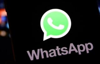 Kritik süreçle ilgili WhatsApp'tan açıklama...