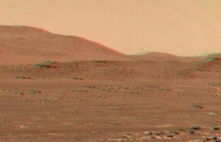 Mars helikopterinin 3 boyutlu videosu yayınlandı