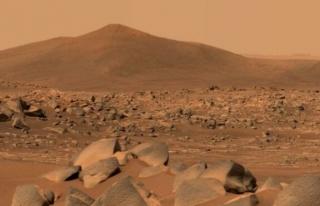 Mars'taki uzay aracı yeni görevine başlıyor