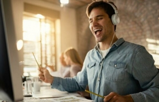 Müzik dinlerken hissedilen duyguların haritası...