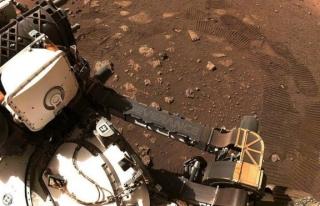 NASA, Mars'ın etkileşimli bir videosunu yayınladı