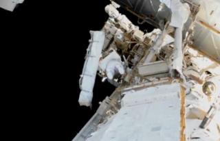 NASA 'nın astronotları uzay yürüyüşüne çıktı