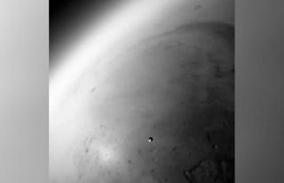 NASA Perseverance 'ın yeni görüntülerini paylaştı