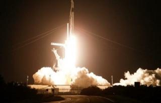 NASA ve SpaceX astronotlarının Dünya'ya inişi...