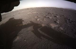 Perseverance, Mars 'tan yeni fotoğraflar yayınladı