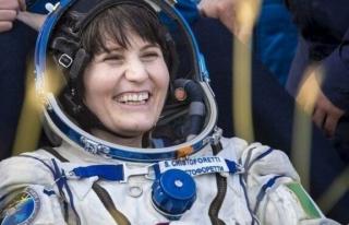 Samantha Cristoforetti 2022 'de ikinci kez uzaya...