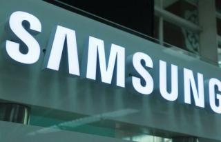 Samsung Electronics'in ilk çeyrek kârı yaklaşık...