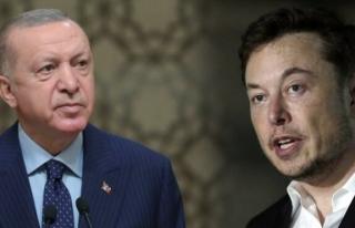 Son dakika… Erdoğan, Elon Musk ile görüştü