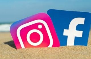 Son dakika… Fecebook ve Instagram Türkiye 'ye...