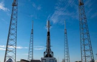SpaceX 'in uzaya tek seferde 143 uydu gönderme...