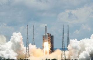 Tianwen-1 keşif aracı, Mars yörüngesine girdi