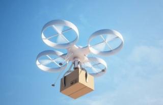 Ticari drone uçuşuna ilk izin çıktı