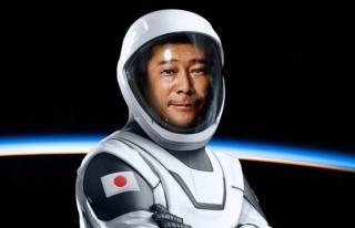Ünlü iş insanı ilk Ay turisti olmak için 40 milyon...