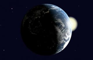 Yıldızının tersine dönen gezegen